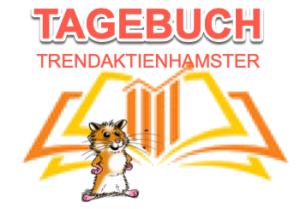 TRENDAKTIEN-TAGEBUCH