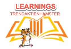 TRENDFOLGE LERNEN - TRENDAKTIENHAMSTER